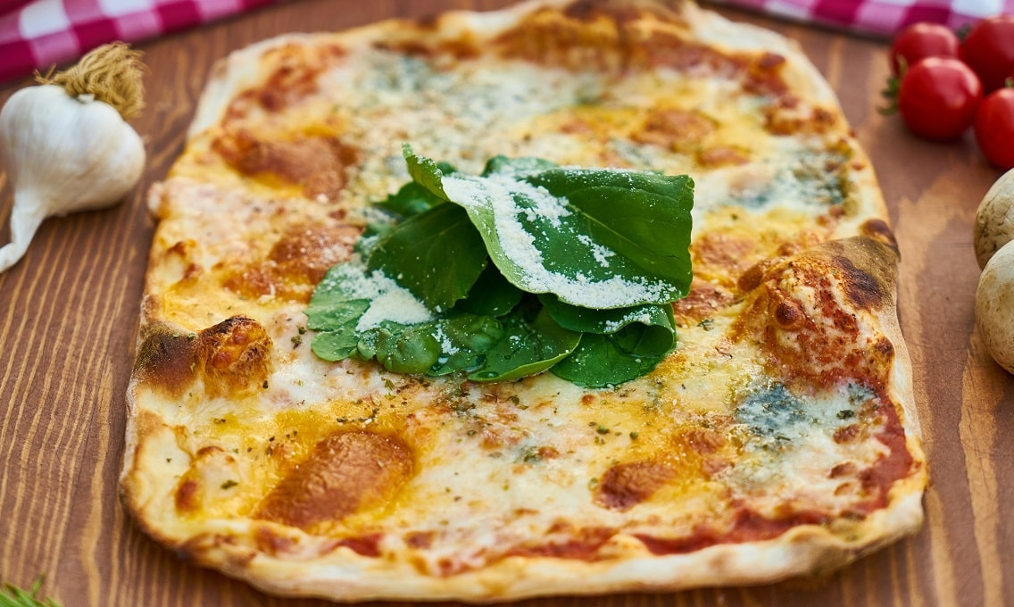 base para pizza
